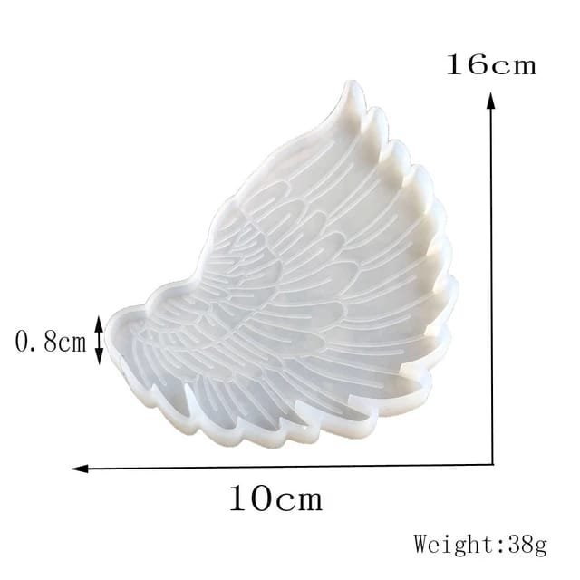 Wing Coaster Set of 2 Pieces