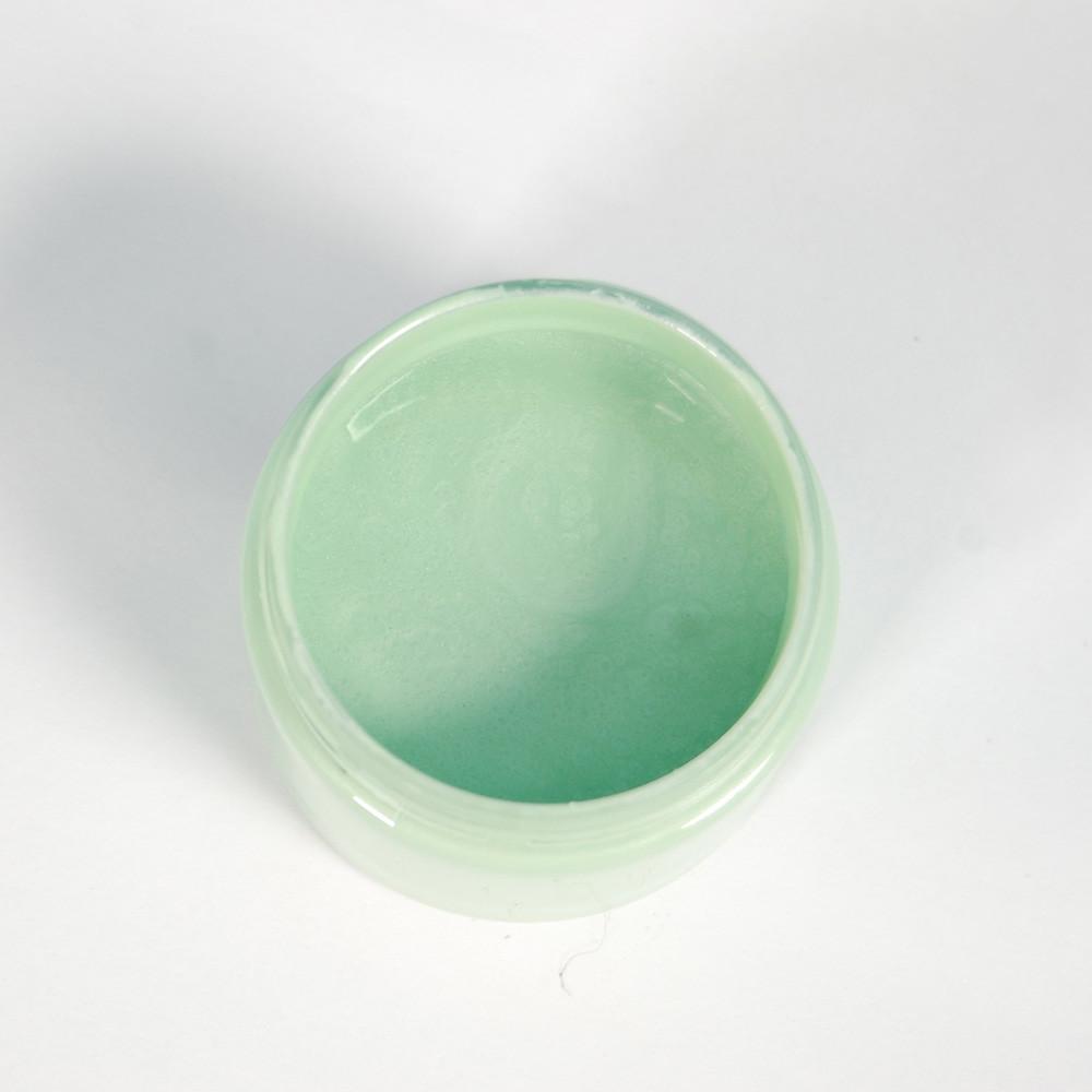 Metallic Baby Green