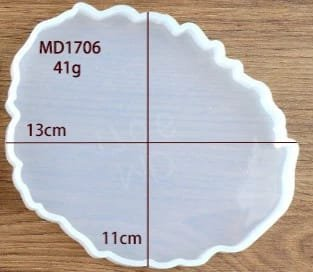 Mold MD1706 Coaster