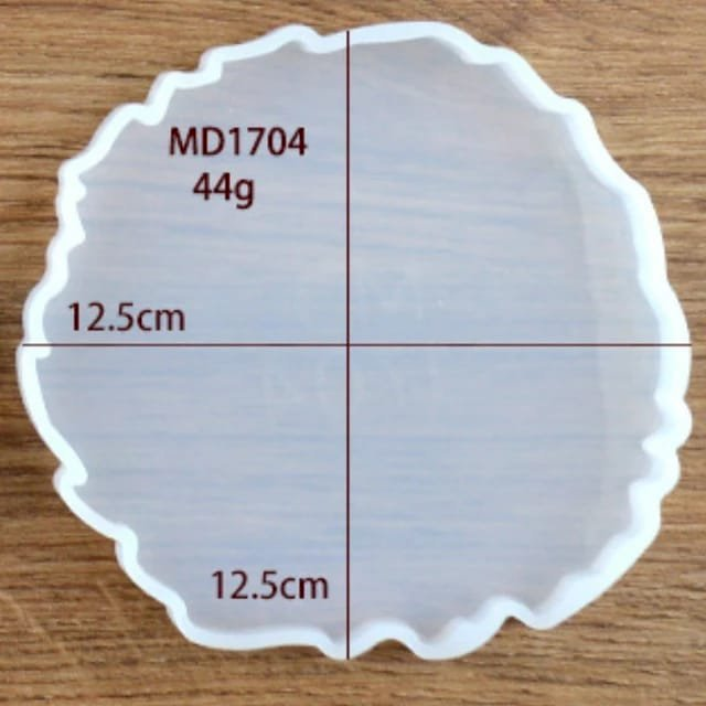 Mold MD1704 Coaster