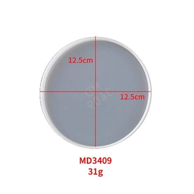 Mold MD3409 Coaster