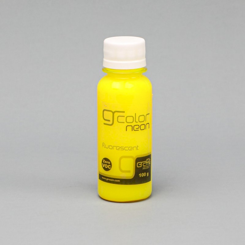 Florescent Color Yellow