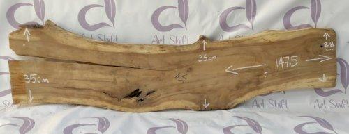 Indonesian Suar Wood SLab