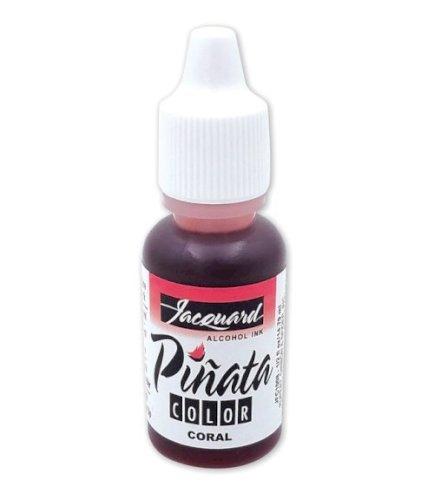 Pinata Coral Alcohol Ink