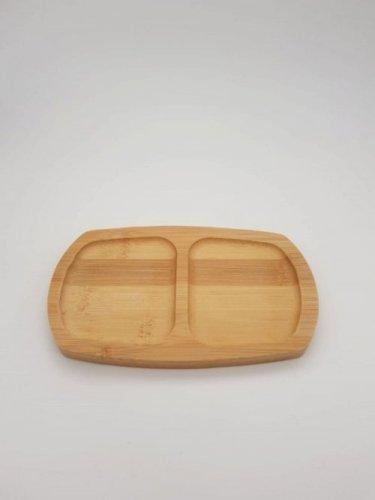Bamboo Tray 10.5*17cm