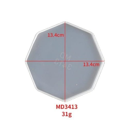 Mold MD3413 Coaster