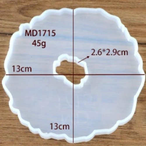 Mold MD1715 Coaster