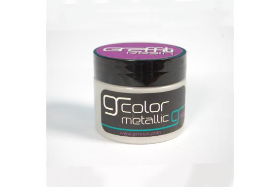 Metallic Cold Gray Light