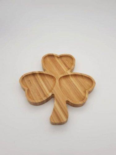Bamboo Tray 15.5*16cm