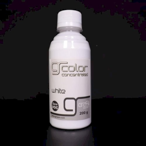 Basic Color White 200g