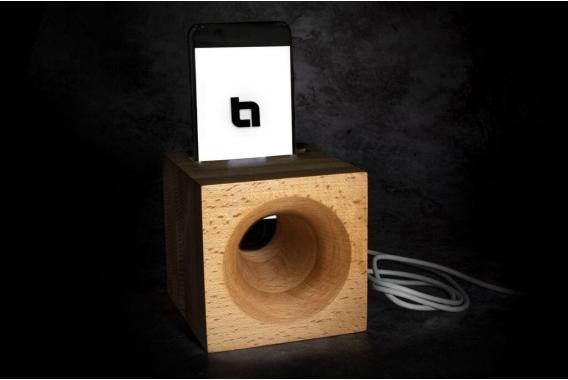 Wooden Mobile Speaker
