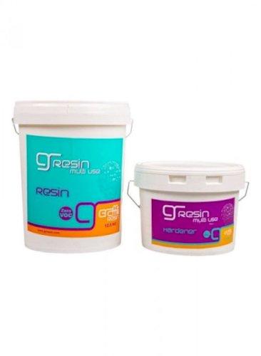 Multi use GR Resin