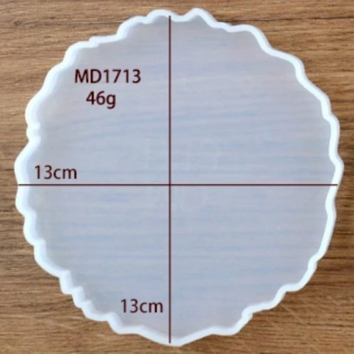 Mold MD1713 Coaster