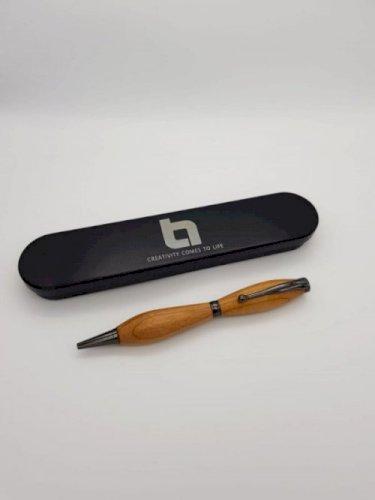 Handmade ًWooden Pen Brazilian Walnut