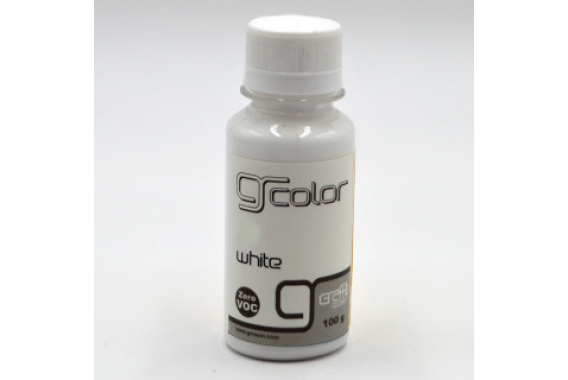Resin Color White