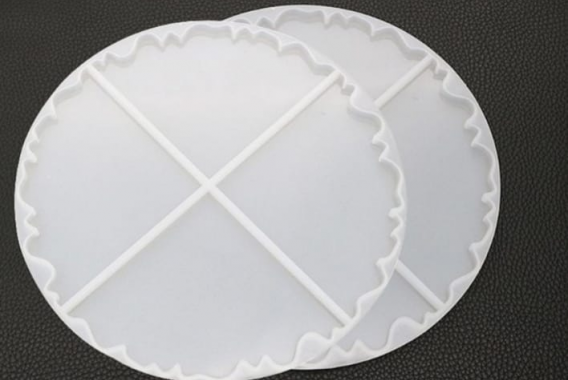 Round Coasters Mold