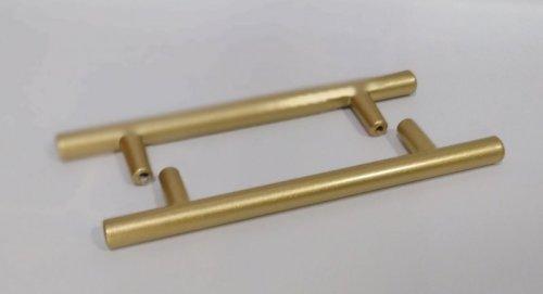 Golden Tray Handle 15cm