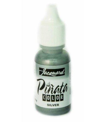 Pinata Silver Alcohol Ink