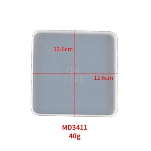 Mold MD3411 Coaster