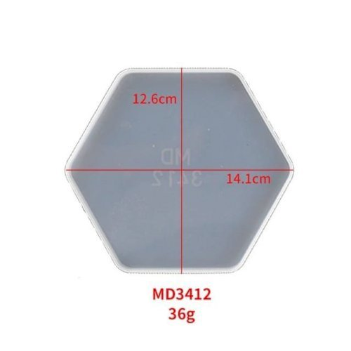 Mold MD3412 Coaster