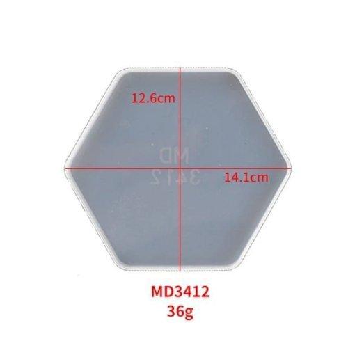Mold MD3412 Coaster