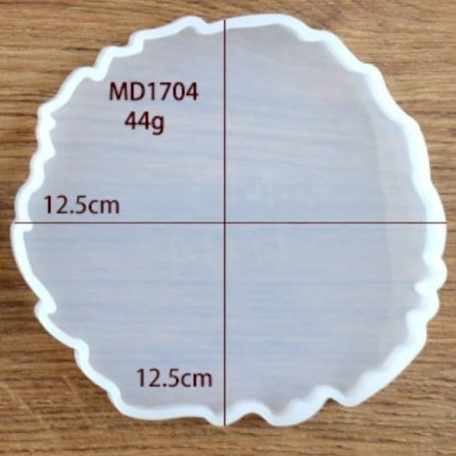 Mold MD1704 Coaster