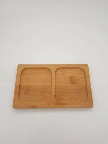 Bamboo Tray 10*17cm