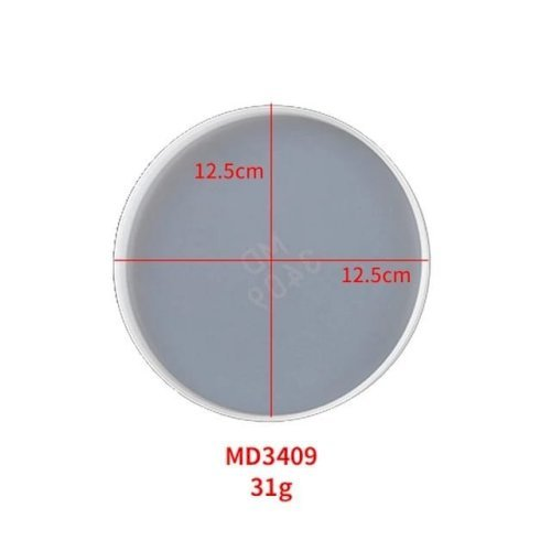 Mold MD3409 Coaster