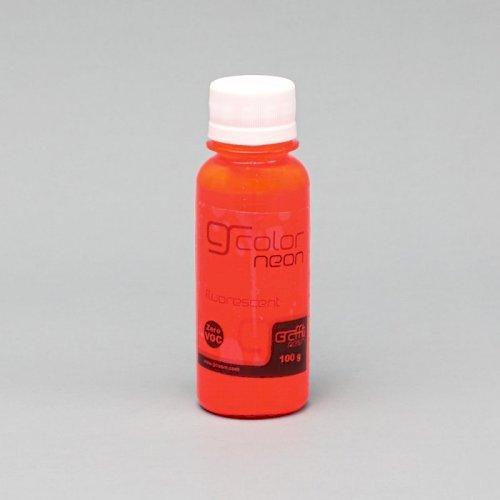 Florescent Color Orange