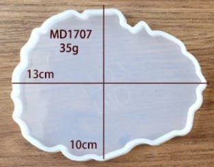 Mold MD1707 Coaster