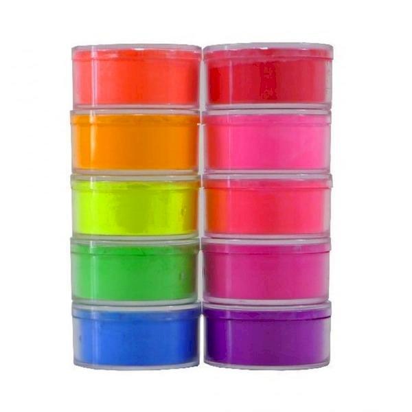 ألوان لومو بودرة شبه مركزة - رولكم