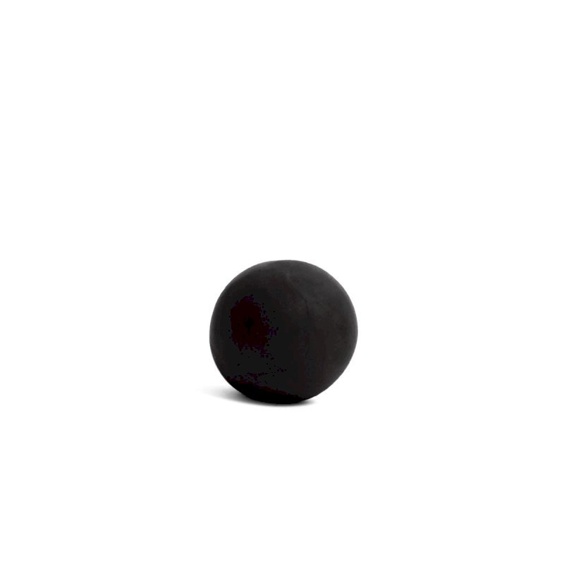 عجينة سكرية سوداء بالفانيلا - ساتين آيس، 2.3 كجم