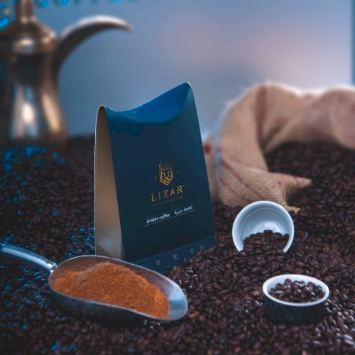 Dark Arabic Coffee