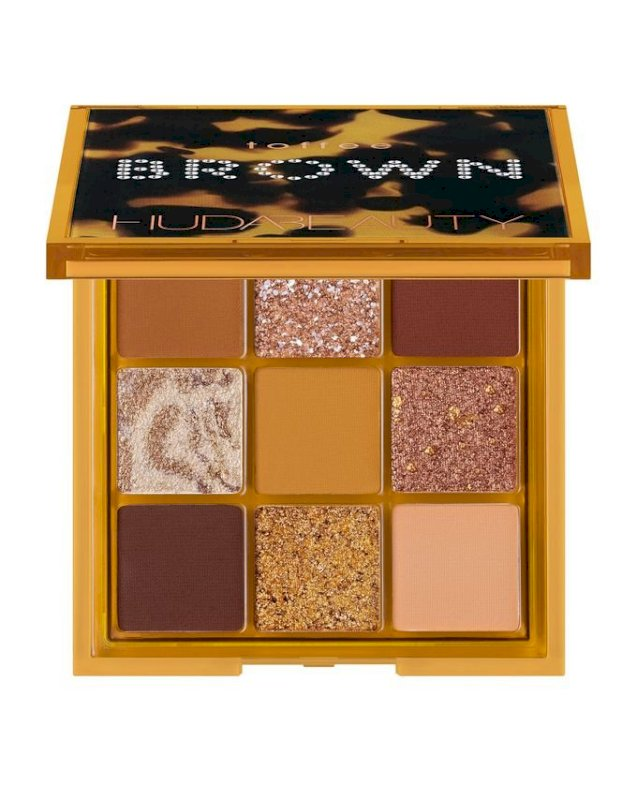 Huda beauty Toffee Brown Obsessions