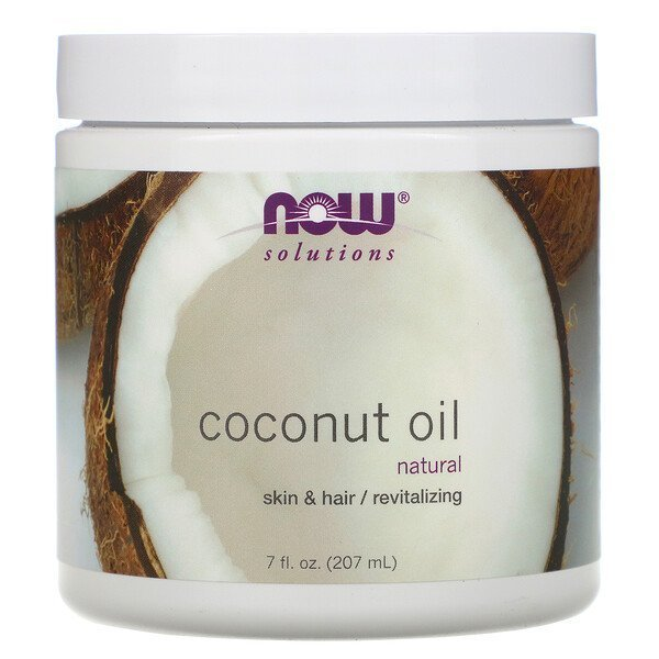 Now Foods, Solutions, Coconut Oil (207 ml)
