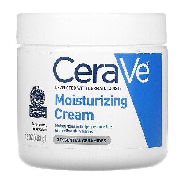 Cerave- Moisturizing Cream for normal to dry skin (453 g)