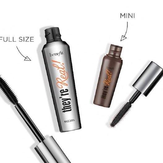 Benefit They're Real! Lengthening & Volumizing Mascara (full siz)
