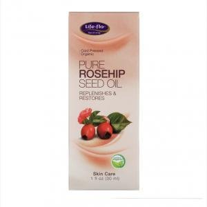 Life flo-Pure Rosehip Seed Oil, Skin Care (30 ml)