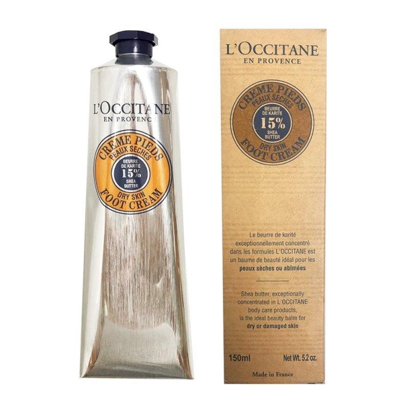Loccitane-shea butter foot cream 150ml