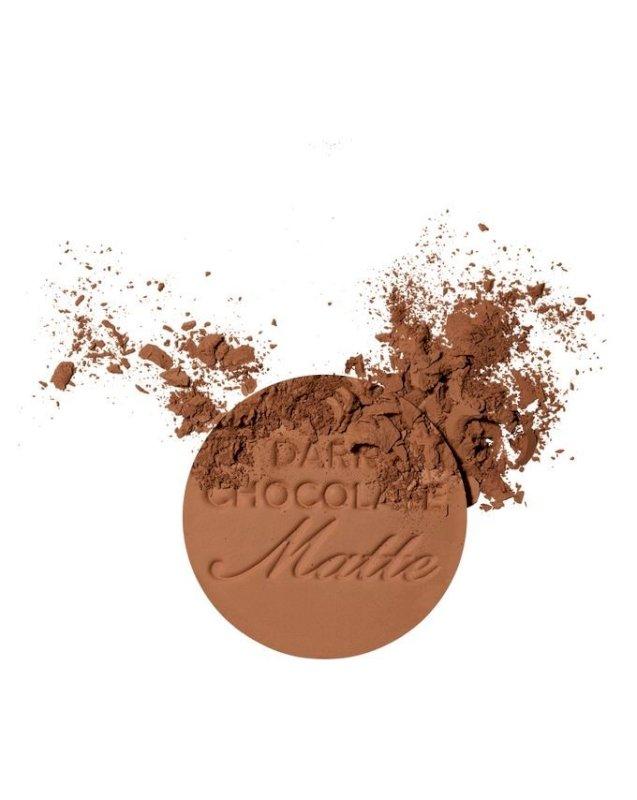 Too faced-dark chocolate solieil matte bronzer