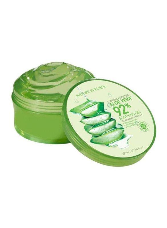 nature republic- aloe vera moistrizing gel 300g