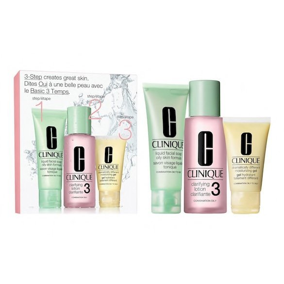 Clinique 3 Step Introduction Kit combination oily skin (3)