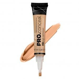 L.A.Girl - HD Pro Conceal (natural)