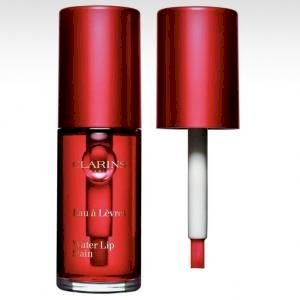 Clarins-Water Lip Stain (03 red water)