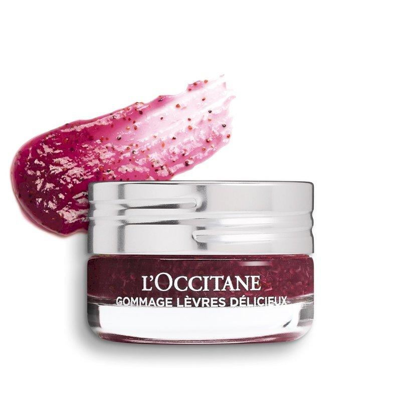 Loccitane Delicious Lip Scrub 11ml