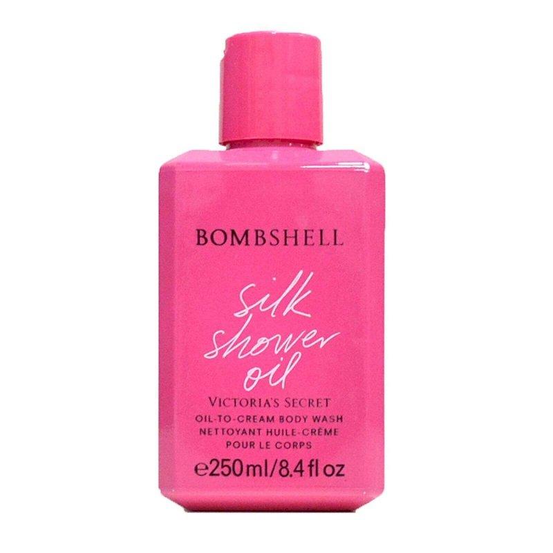 Victoria Secret Bombshell Silk Shower Oil Body Wash 250ml