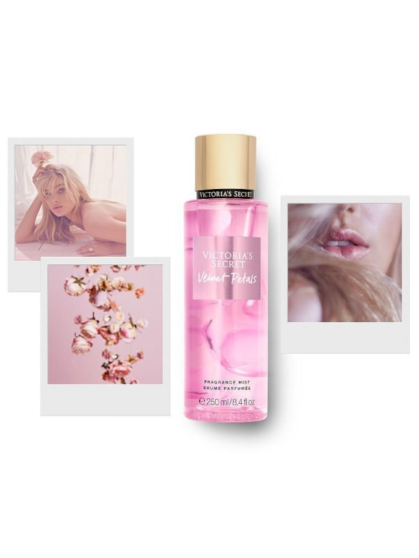 Victoria secret Fragrance Mist - velvet petals 250ml