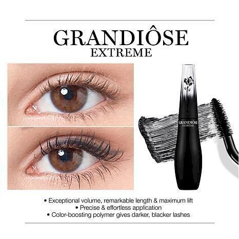 lancome grandiôse extrême mascara (01black)