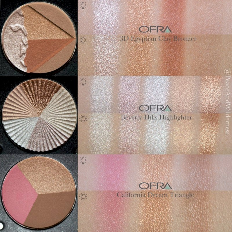 Ofra Pro Palette - On The Glow