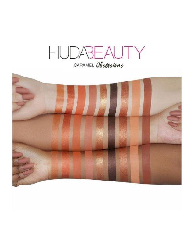 Huda beauty Caramel Brown Obsessions